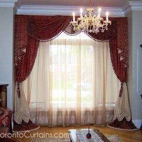 Custom Curtains Toronto-17