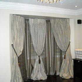 Custom Curtains Toronto-2