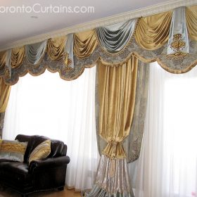 Custom Curtains Toronto-3