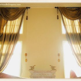 Double Window Drapery Panels-7